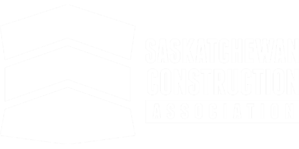 Saskatchewan Construction Association_White