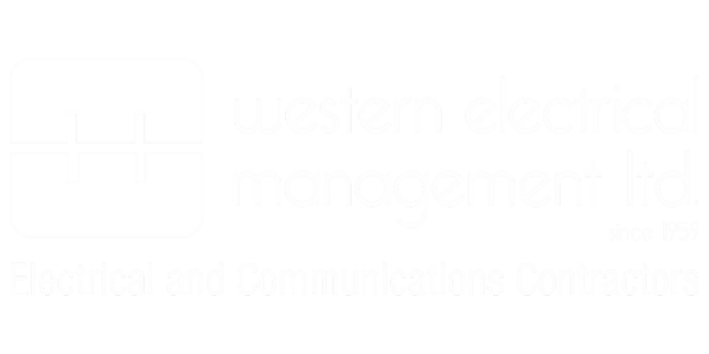 Western Electrical Management Ltd_White
