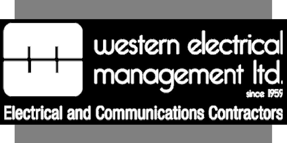 Western Electrical Management Ltd_White