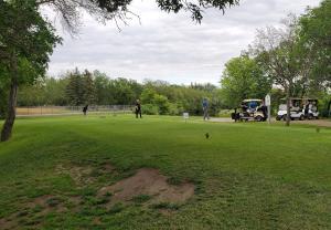 Golfers 02