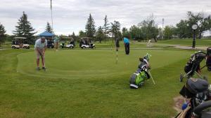 Golfers 12